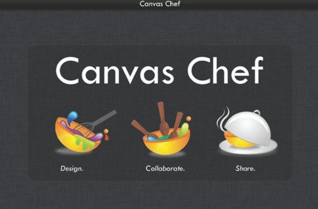 canvas chef